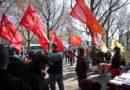 Communiqué du Collectif Vive la Commune de 1871suite au Rassemblement pour célébrer le 150e anniversaire