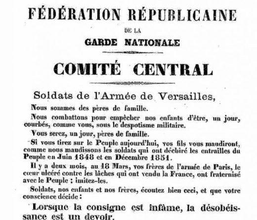 La Garde Nationale, son histoire