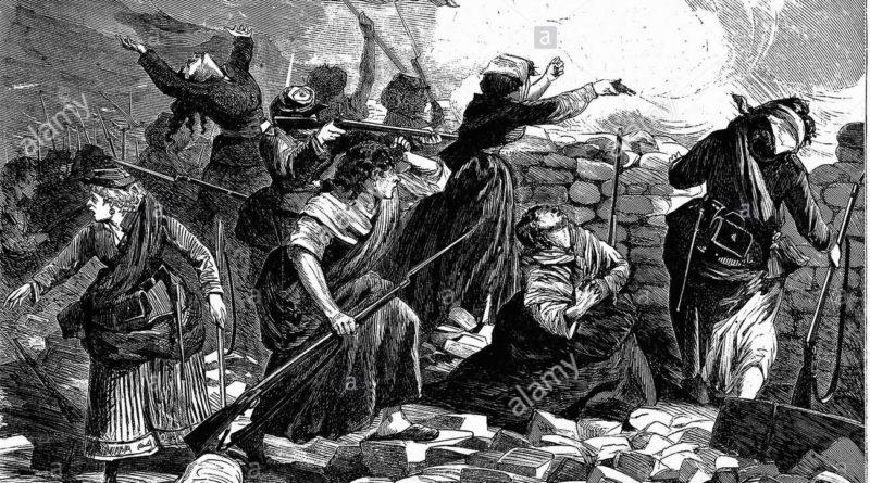 Femmes aux barricades