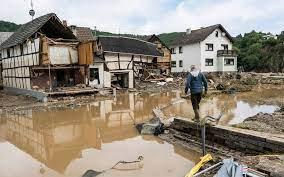 La tempête et les inondations font des victimes – aide immédiate requise! (Communiqué du MLPD)